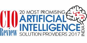 20 Most Promising Artificial Intelligence Solution Providers - 2017