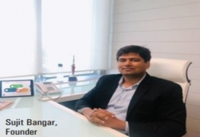 Sujit Bangar, Founder at Taxbuddy